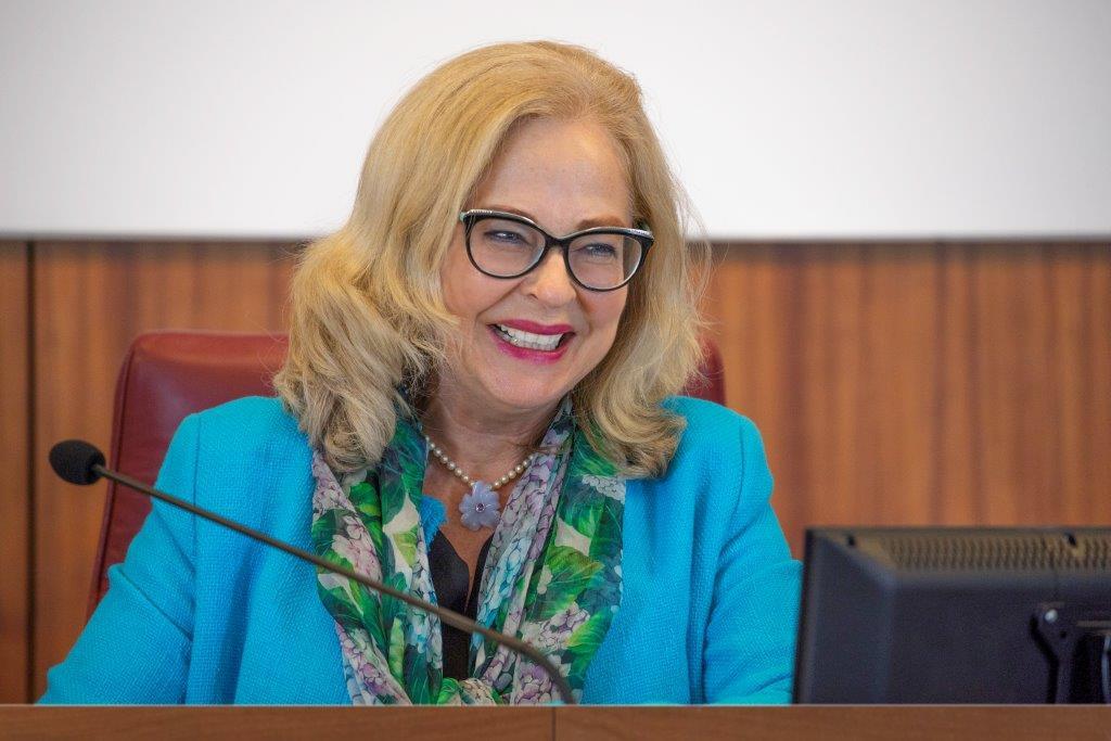 Commissioner McMurdo